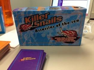 Killer snails set